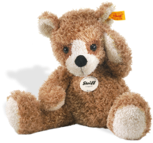 click to see Steiff  Ricky Teddy Bear in detail