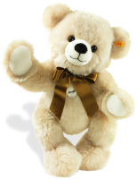 click to see Steiff  Bobby Teddy Bear in detail