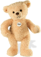 click to see Steiff  Kim Teddy Bear - A Big Bear in detail