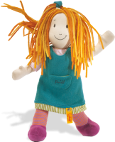 click to see Steiff  Frieda Doll in detail