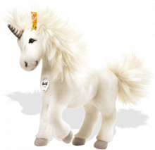 click to see Steiff  Starly Standing Unicorn in detail
