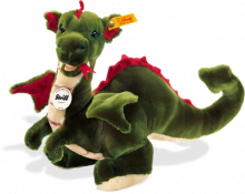 click to see Steiff  Rocky Dragon in detail