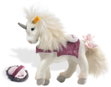 click to see Steiff  Starly Unicorn Play Set in detail