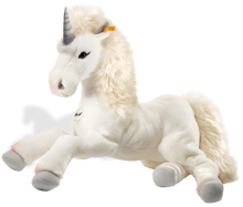 click to see Steiff  Starly Unicorn - Special Christmas Gift in detail