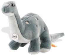 click to see Steiff  Fergie Dinosaur in detail