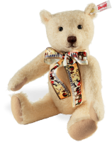 click to see Steiff  Fritzle Teddy Bear in detail