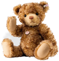 click to see Steiff  Little Tom - A Big Bear To Give And Cuddle! in detail