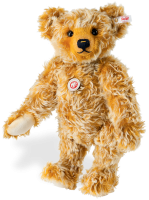 click to see Steiff  Goldi Teddy Bear in detail