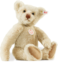 click to see Steiff  Rasmus Teddy Bear in detail