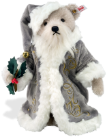 click to see Steiff  Magical Christmas Musical Teddy Bear in detail