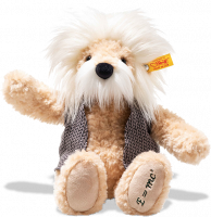 click to see Steiff  Einstein Teddy Bear in detail