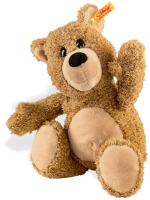 click to see Steiff  Mr Honey Teddy Bear - Superb Name For A Bear in detail