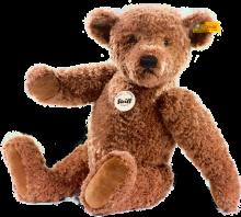 click to see Steiff  Elmar Brown Teddy Bear in detail