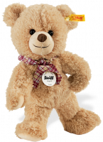 click to see Steiff  Lotta Teddy Bear in detail
