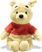 click to see Steiff Winnie The Pooh Disney Soft Cuddly Friend in detail
