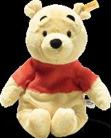 click to see Steiff Winnie The Pooh Disney Soft Cuddly Friend in detail