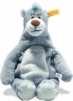 click to see Steiff Baloo  Disney Soft Cuddly Friend in detail