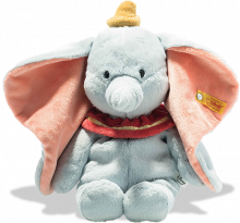 click to see Steiff Dumbo Disney Soft Cuddle Friend in detail