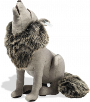 click to see Steiff  Howling Wolf - Best Of Selection in detail