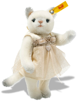 click to see Steiff  Vintage Memories Korinna Kitten in detail