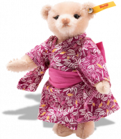 click to see Steiff  Great Escapes Tokyo Teddy Bear in detail