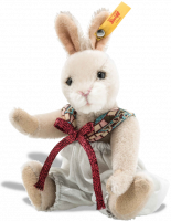 click to see Steiff  Vintage Memories Rick Rabbit in detail
