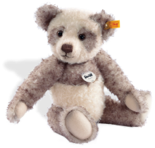 click to see Steiff  Pelle Panda Ted in detail