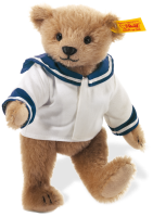 click to see Steiff  Andy Teddy Bear in detail