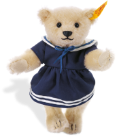 click to see Steiff  Amy Teddy Bear in detail