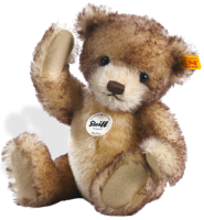click to see Steiff  Robby Teddy Bear in detail
