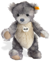 click to see Steiff  Rocky Teddy Bear in detail