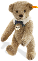 click to see Steiff  Classic Teddy Bear Leo in detail