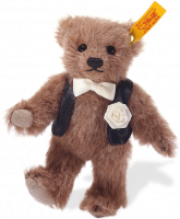 click to see Steiff  Groom Teddy Bear in detail