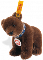 click to see Steiff  Bear Cub in detail