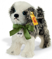 click to see Steiff  Molly Dog in detail