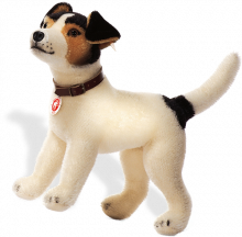 click to see Steiff  Jack Russell in detail