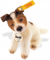 click to see Steiff  Hexie Jack Russell in detail