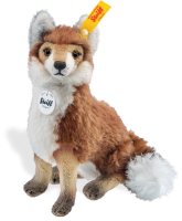 click to see Steiff  Foxy Fox in detail