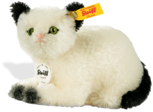 click to see Steiff  Kitty Cat in detail