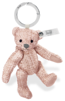 click to see Steiff  Amelia Paradise Keyring in detail
