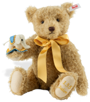 click to see Steiff  135 Year Jubilee Teddy Bear in detail
