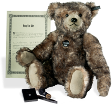 click to see Steiff Franz Teddy Bear - Pre-order in detail