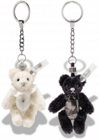 click to see Steiff  Wedding Pendant Teddy Bear Set in detail