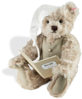click to see Steiff  Grandpa Teddy Bear in detail
