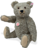 click to see Steiff  Jonathan Bear - With Growler in detail