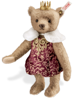 click to see Steiff  Antonia Bear - A Russian Tsarina in detail