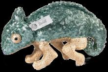 click to see Steiff  Caspar Chameleon Sparkly & Glitzy in detail