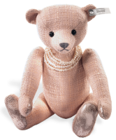 click to see Steiff Amelia Paradise Bear - So Christian Dior In Style in detail