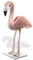 click to see Steiff  Flamingo in detail