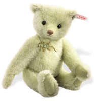 click to see Steiff  Lysander - Comes With Handmade Sparkling Brooch in detail